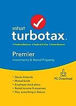 turbotax premier 2016 software