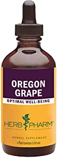 Herb Pharm Oregon Grape Root Liquid Extract - 4 Ounce