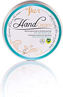 Crema de Manos Reparadora | Con Manteca de Karité y Aceite de Caléndula para Máxima Hidratación | Evita manchas en las Man...