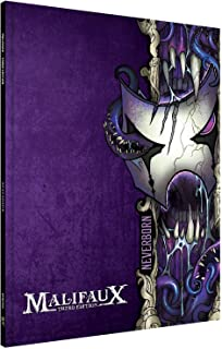 Malifaux 3rd Edition: Neverborn Faction Book
