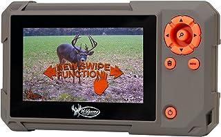 Wildgame Innovations トレイルパッド | VU60 SDカードリーダー タッチスクリーン付き ブラウン