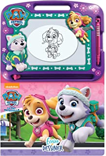 Nickelodeon Pat Patrouille Écrire Et Dessiner