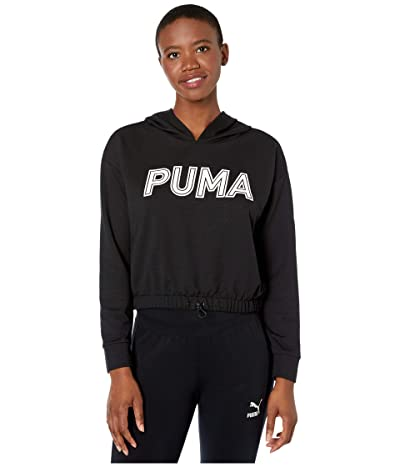 PUMA Modern Sports Hoodie (PUMA Black) Women