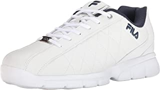 Fila Men's Fulcrum 3 Cross Trainer, White/White Navy