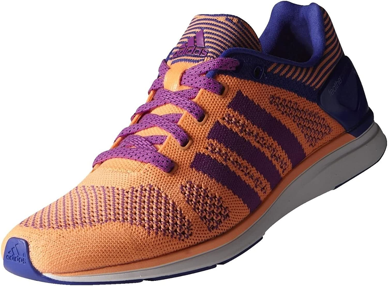 Adidas Woherrar Baskets Adidas Adidas AdiZero Feather Pri orange Femme Low orange Storlek  7.5