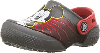 Crocs Kids' Fun Lab Mickey 90th Birthday Clog