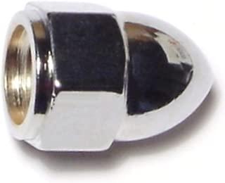 Hard-to-Find Fastener 014973477936 3/8-24 Fine Acorn Cap Nuts (Pack of 15)