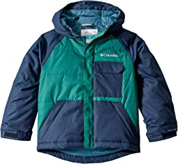Pine Green Heather/Collegiate Navy Heather