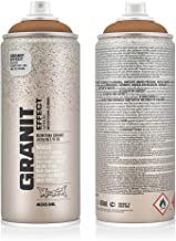 Montana Cans MXE-G8000 Montana Granit 400 ml Color, Brown Spray Paint,