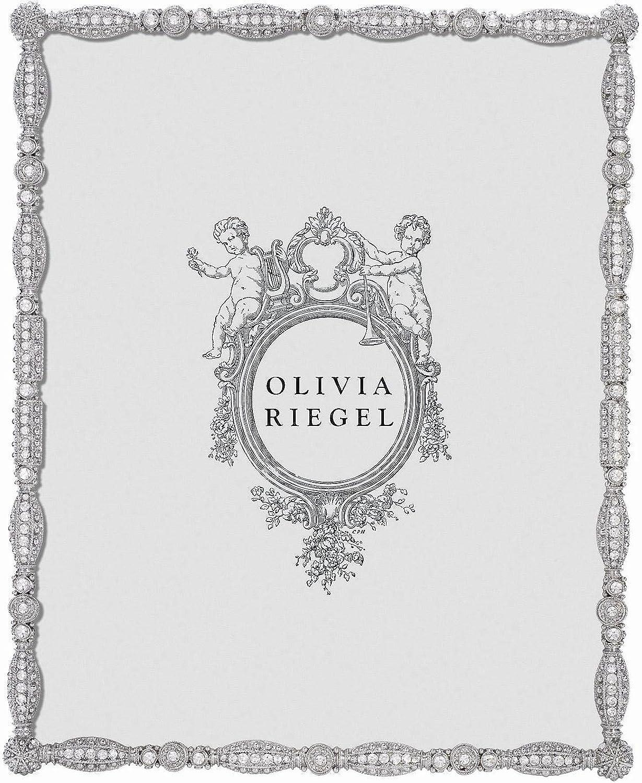 ASBURY Swarovski Crystal 8x10 frame by Olivia Riegel - 8x10