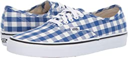 (Gingham) True Blue/True White