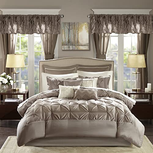 queen comforter sets with matching curtains – spanishguy.co