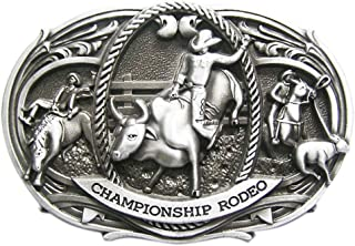 New Vintage Western Rodeo Championship Belt Buckle also Stock in US