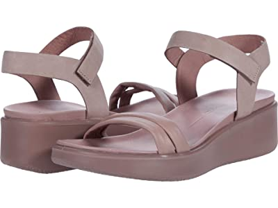 ECCO Flowt Luxe Wedge Sandal