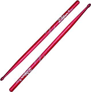 Zildjian 5B Red Drumsticks