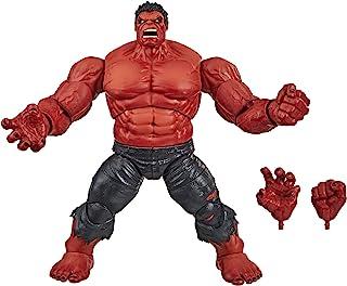 Marvel Deluxe Target Exclusive Legends Red Hulk
