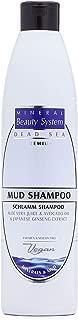 Totes Meer Anti Schuppen Mud Shampoo 500 ml By Mineral Beauty System - Für Volumen, Wachstum, Trockenes Und Fettiges Haarr, Anti Juckreiz - Für Männer Und Frauen