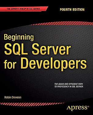 Beginning SQL Server for Developers
