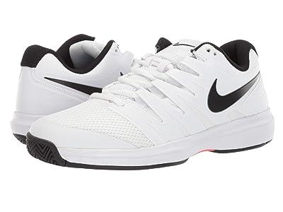 Nike Air Zoom Prestige (White/Black/Bright Crimson) Men