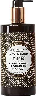 MOR Boutique Emporium Classics Snow Gardenia Hand & Body Lotion, 500 ml