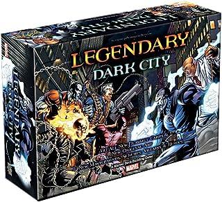 Marvel Legendary Dark City Board Game