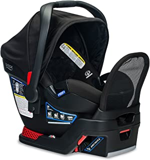 Britax Endeavours Infant Car Seat - 4 to 35 Pounds - 3 Layer Impact Protection, Circa