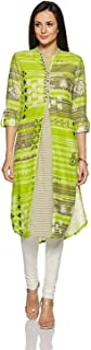 Indian Handicrfats Export W for Women's Straight Kurta