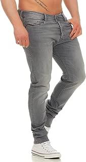 Men's Tepphar R050G Slim Carrot Jeans 98% Cotton 2% Elastane