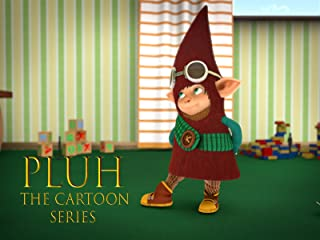 Pluh:The Cartoon Series