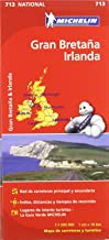 Mapa National Gran Bretaña Irlanda (Mapas National Michelin)