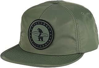 Everyday California 'Floating Waterproof Snapback' Sage Green Surf Hat