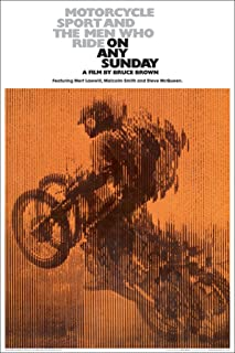 on any sunday movie poster