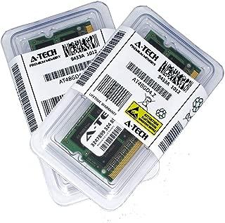 A-Tech 8GB KIT (2 x 4GB) for Sony VAIO VPCEB25FW VPCEB26FX/BI VPCEB26FX/T VPCEB26FX/WI VPCEB2M1E/WI VPCEB36GM/BJ VPCEB3AFX/BJ VPCEB3E9E/BQ SO-DIMM DDR3 Non-ECC PC3-8500 1066MHz RAM Memory