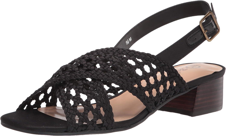 Bella discount Vita Women's Block Heel Heeled Elegant Sandal