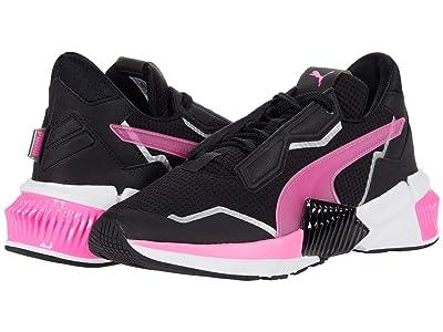 PUMA Provoke XT (Puma Black/Luminous Pink/Puma White) Women
