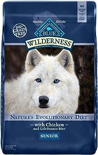 ブルーバッファロー BLUE ウィルダネス シニア犬用(全犬種) チキン 10.89kg グレインフリー