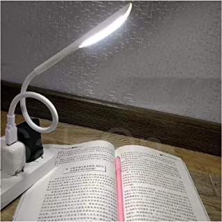 SaleOn Flexible Ultra Bright 14 LEDs Portable Mini LED USB Light Lamp for Laptop Computer and Reading Purpose (Assorted-Co...