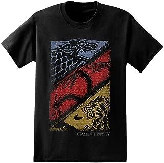 Three Houses Adult T-Shirt