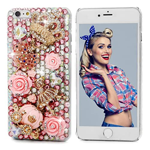 Case 6S Case iPhone 6 Plus Cover 3D