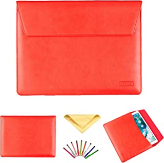 Uliking 9-10.5 Inch Tablet Sleeve Bag Case Cover for Apple iPad Pro 10.5/Pro 9.7/iPad Air 1 2/iPad 9.7/iPad 2 3 4/Samsung Galaxy Tab A/E/S/s2/s3/s4 10.1