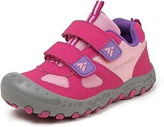 Chaussures Enfants Garçon Fille Chaussure de Course Sports Antidérapant Randonnée Sneakers