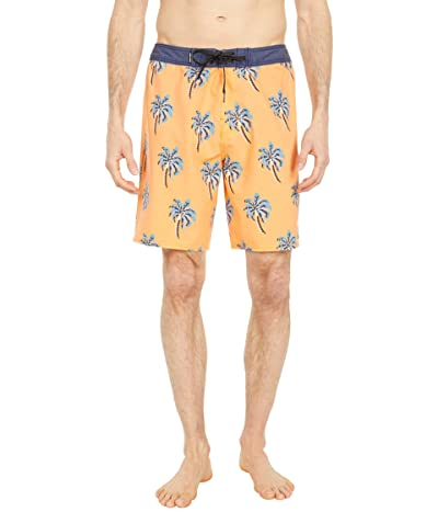 Rip Curl Mirage Palm Daze 19 Boardshorts (Apricot) Men
