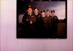 Vintage photo of Guy Gibson VC