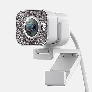 Logitech for Creators StreamCam Premium Webcam for Streaming and Content Creation, Full HD 1080p 60 fps, Premium Glass Len...