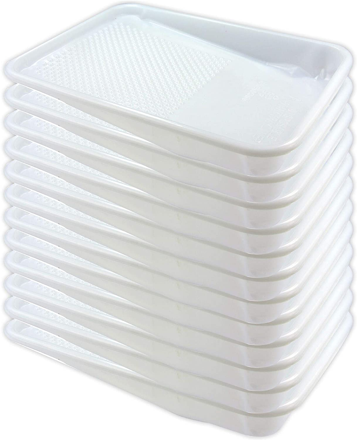 KingOrigin 12 Pack 9 Inch Roll for Roller New Orleans Mall Year-end annual account Paint Tray