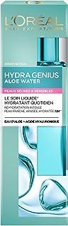 L'oréal Hydra Genius Soin Liquide Hydratant Visage Peau Sèche Et Sensible 70 Ml