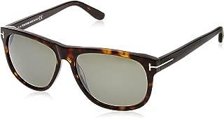 Tom Ford Sunglasses - Olivier / Frame: Dark Havana Lens: Grey Gradient