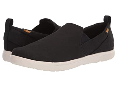 Teva Voya Slip-On (Black) Men