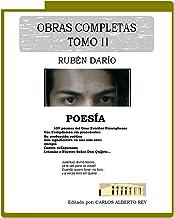 Obras Completas Tomo II: Antología Poética de Rubén Darío (Spanish Edition)