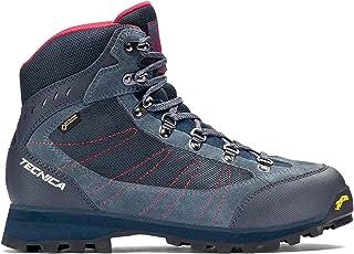 Tecnica Group spa Scarpe Trekking Donna, Makalu IV GTX, Goretex, Denim Strowberry (40 EU - 6.5 UK)